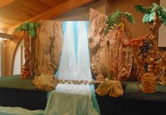 Sonquest Rainforest Decorations - Waterfall
