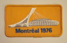 Montreal 1976 Patch - 1976