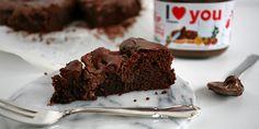 Nutella Brownie – mega nem og lækker opskrift