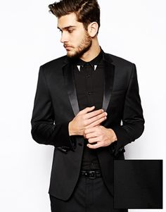 I like the all black suit... August - Man - Lookbook - ZARA United ...
