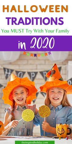 Halloween is such a fun time for kids. Halloween costumes, trick or treating, carving pumpkins, baking - the Halloween activities are endless! Find the best Halloween traditions to start with your family this year. Find all the best Halloween ideas for kids all in one spot. Maybe your child wants to make a Halloween craft or bake a spooky treat - no matter you want to do this year here's the ultimate guide to Halloween traditions. Halloween Themed Movies, Halloween Movie Night, Halloween Bingo, Halloween Parade, Halloween This Year, Halloween Celebration, First Halloween, Halloween Activities, Halloween Season