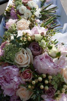 peony freesia rose lisanthus - Google Search