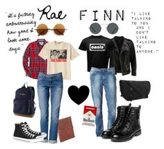For couples: Fashion Inspiration; Rae & Finn - My Mad Fat Diary Pop Fashion, Girl Fashion, Fashion Outfits, Sharon Rooney, Movie Inspired Outfits, Fandom Outfits, 90s Outfit, My Guy, Pretty Outfits