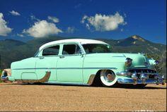 1954 Chevrolet 4 Door
