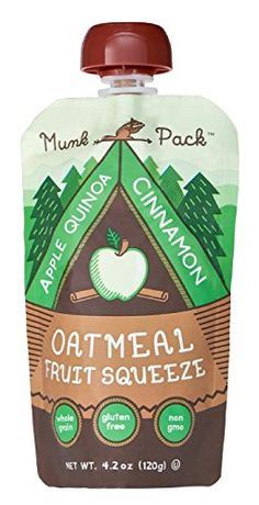 Oatmeal in a Pouch: Take Two