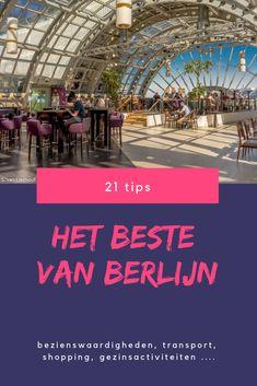 Ga je een stedentrip naar Berlijn maken? Lees dan deze 21 tips: bezienswaardigheden, gezinsactiviteiten, transport, overnachten en nog veel meer. Austria, Dutch, Berlin, Germany, Abs, Adventure, Vacation Ideas, Places, Travel