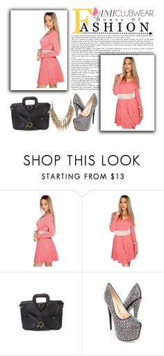 """""""Amiclubwear 7"""" by selmaaaa-1 ❤ liked on Polyvore featuring amiclubwear"""