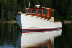 """1973 36Ft BUNKER & ELLIS DOWNEAST LOBSTER YACHT """"VERA LEE"""" $340,000 - Western , Wisconsin, Wisconsin - BoatNation.com: Boats for Sale and Resource Directory"""