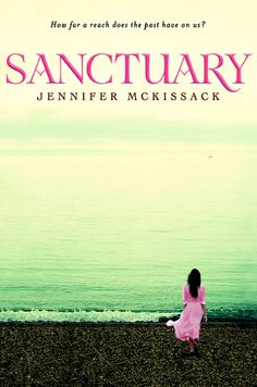 #CoverReveal Sanctuary - Jennifer McKissack