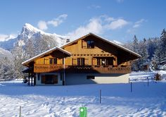 Ski Chalet for private client in the French Alps - [ Alps, France, French Alps, Skiing, Chalet, Morillion, Holiday Home] - Ormerod Design