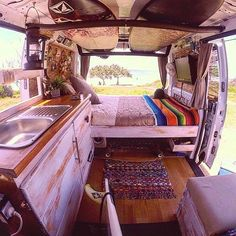 Like if your a fan of Really Awesome Camper Vans You Will Want To Live In