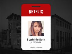 Netflix Employee Badge Sz Cxjzkenalibaba