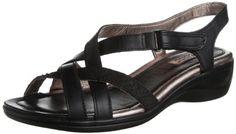 ECCO Women's Sensanta Cross Strap Sandal,Black,35 EU/4-4.5 M US ECCO http://www.amazon.com/dp/B00E422V6Q/ref=cm_sw_r_pi_dp_7XM1ub1CJRPEM