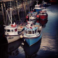 St Andrews Scotland, Fishing Boats, About Uk, Saints, Author, Culture, India, Inspiration, Art