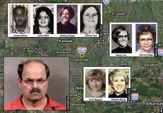 dennis rader crime scene | Wichita, KS Dennis Rader: Bind, Torture, Kill