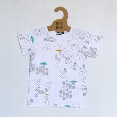 Papu Sade T Shirt White and Colours
