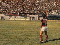 LEYENDAS DEL FÚTBOL. Zico, #Flamengo.