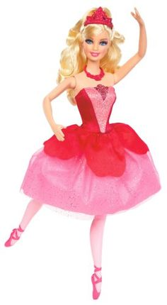 Barbie in the Pink Shoes Ballerina Kristyn Doll « Game Time Home