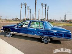 1994 Cadillac Fleetwood Driver Side