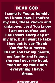 Powerful Prayer to God for Forgiveness Prayer Scriptures, Bible Prayers, Faith Prayer, Catholic Prayers, God Prayer, Power Of Prayer, Salvation Prayer, Grateful Prayer, Night Prayer