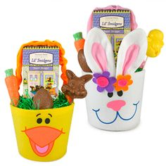 Easter Treat Pails l Gertrude Hawk