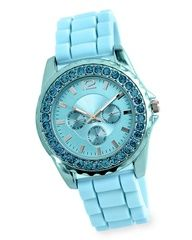 rubber watch,Addition Elle, plus size, fashion, trends **Love this color! Images Of Summer, Wear Watch, Addition Elle, Rubber Watches, Summer Feeling, How To Feel Beautiful, Rolex Watches, Bracelet Watch, Jewelry Accessories