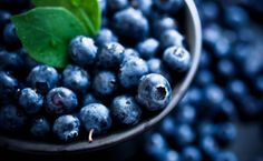 Blueberries for health!
