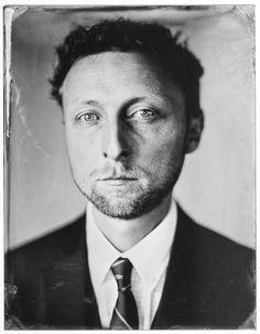 Tintype from Photobooth