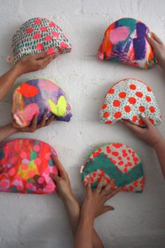 pattern/colour/shape/texture