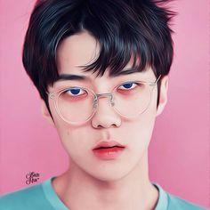 Oh Sehun | 오세훈 | ShocklineSehun #exo#exok#korean#ohsehun#sehun