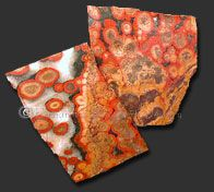 Morgan Hill Poppy Jasper - Facts, Lore, History, Myths and Pictures