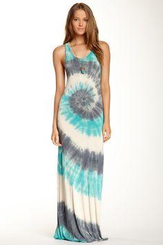 Tie-Dye Maxi Dress on HauteLook