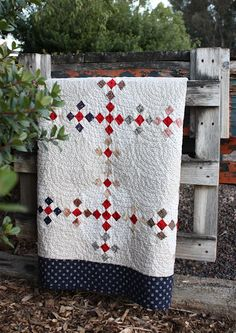 I have a collection of quilts that are used at the foot of the bed in all of my bedrooms. These just bring back so many memories growing up as a child. Each quilt with a different pattern. Great to curl up in on a snowy day.
