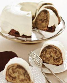 Coffee and Cream Bundt Cake [RECIPE]