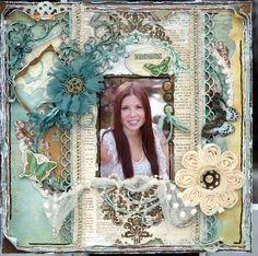 "Renee ""BoBunny Circle Challenge"" - Scrapbook.com"