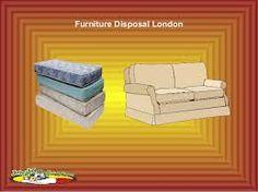 Furniture Disposal, Mustard Seed, London, Collection
