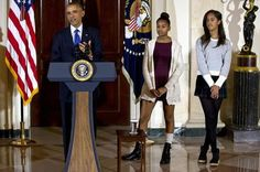 GOP Staffer Walks Back 'Try Showing a Little Class' Facebook Post Aimed at Obama Daughters - http://lincolnreport.com/archives/373437