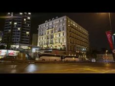 Pera Palace Hotel Jumeirah - The Pearl Of Istanbul Video Golden Horn, A Hundred Years, Palace Hotel, Neoclassical, Istanbul, Art Nouveau, Multi Story Building, Spa, Pearl