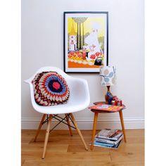 Image of Moomin Mamma poster big