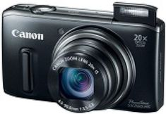 The Best Cameras You Can Buy for Under $250: Canon PowerShot SX260 HS