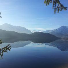 Altausseer See in Altaussee, Steiermark Homeland, Nice View, Austria, Switzerland, Trips, Bucket, Swimming, Mountains, Nature