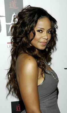 The Ever Beautiful Sanaa Lathan Sanaa Lathan, Beautiful Black Women, Beautiful People, Beautiful Females, Curly Hair Styles, Natural Hair Styles, Black Actresses, My Hairstyle, Hairstyles