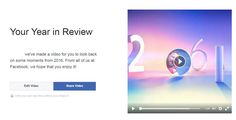How To Create Year In Review Video For A Facebook Page: Is It Available?