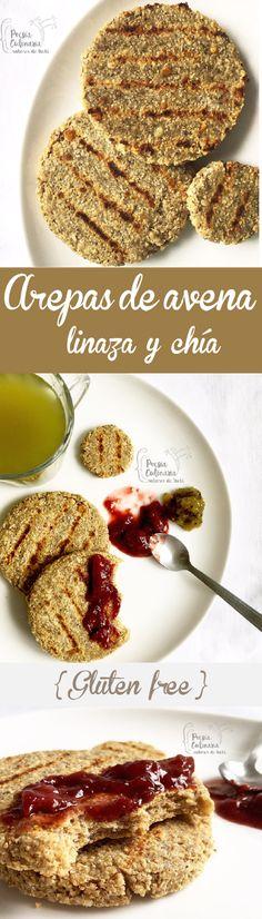 avena, Oat, oats, aveia, arepas, arepas de avena, linaza, chia, mandioca, farofa,