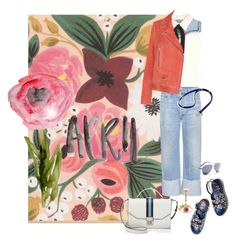 """""""""""Eye"""" Have The Magic 👀"""" by jacque-reid ❤ liked on Polyvore featuring RIFLE, Miu Miu, Citizens of Humanity, Acne Studios, Victoria Beckham, Ivanka Trump and Vera Bradley"""