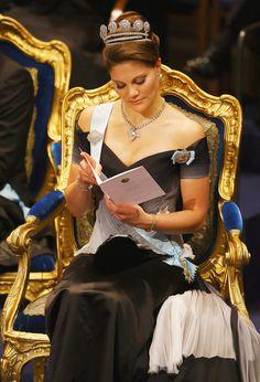 Crown Princess Victoria of Sweden (♔)  Sooooo gorgeous! ♥