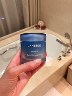 Laneige Water Sleeping Mask' is an intensive moisturising overnight mask purifies and moisturises your skin as you sleep. It deeply hydrates to recharge dehydrated skin overnight and to give an instant radiance and suppleness with well-rested appearance the next morning as if you have had a good night's sleep for 8 hours even though you slept for four hours. Sleep can affect our entire skin and also our bodies and metabolisms. #laneige #laneigesleepingmask #skincare #review Laneige Water Sleeping Mask, Beauty Tips, Beauty Hacks, Overnight Mask, Have A Good Night, 8 Hours, Sleep Mask, Our Body, Your Skin