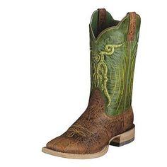 Ariat Men's Adobe Clay Mesteno Square Toe Boots