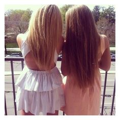 Best friend things! ❤ liked on Polyvore featuring beauty products, haircare, pictures, best friends, icons, hair and photos