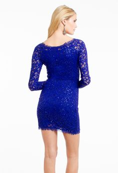 Long Sleeve Sequin L